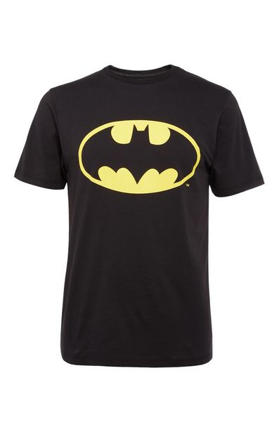 Oferta de Camiseta negra de Batman por 7€