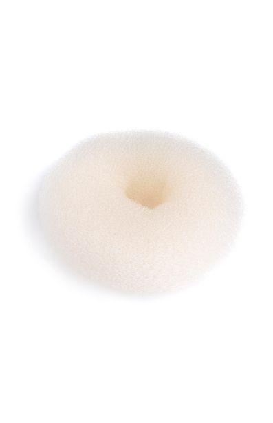 Oferta de Dónut para el pelo grande blanco por 1,5€