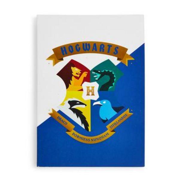 Oferta de Cuaderno suave A5 de Harry Potter por 2,5€
