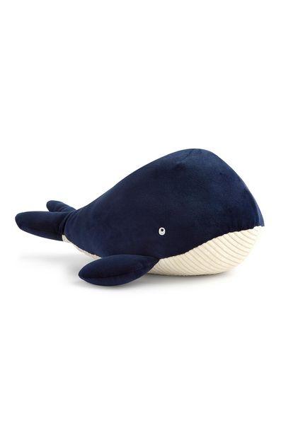 Oferta de Peluche de ballena azul marino por 5€
