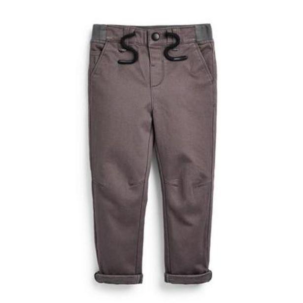 Oferta de Pantalón de punto gris para niño pequeño por 11€