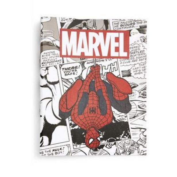 Oferta de Carpeta con diseño de cómic de Marvel por 3€