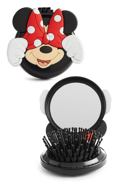 Oferta de Cepillo plegable de Minnie Mouse por 2,5€
