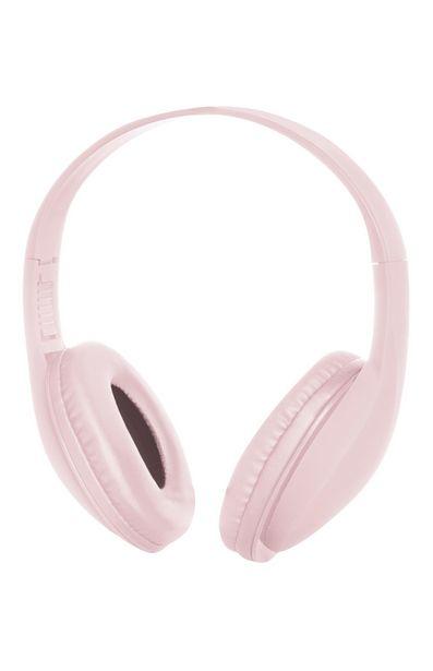 Oferta de Auriculares inalámbricos rosa claro por 14€