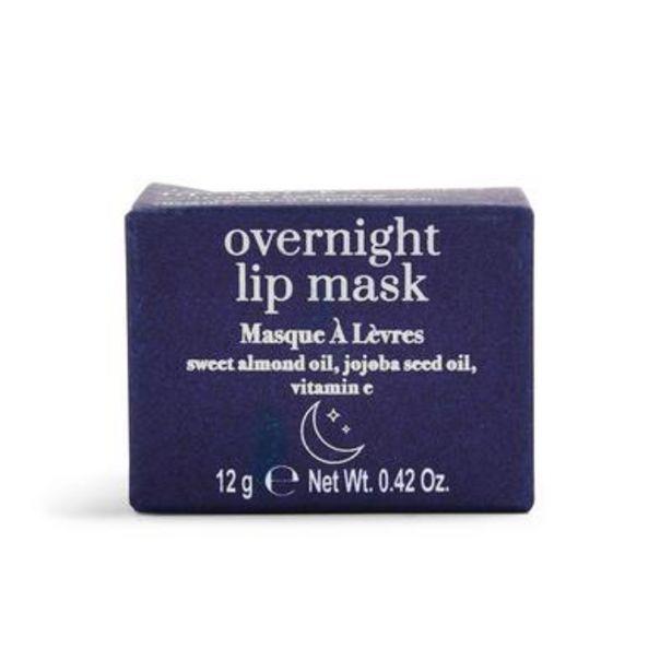 Oferta de Mascarilla labial de noche por 2,5€