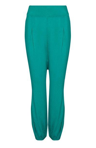 Oferta de Pantalón de mezclilla color esmeralda por 12€