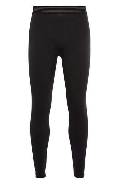 Oferta de Leggings negros para correr por 10€