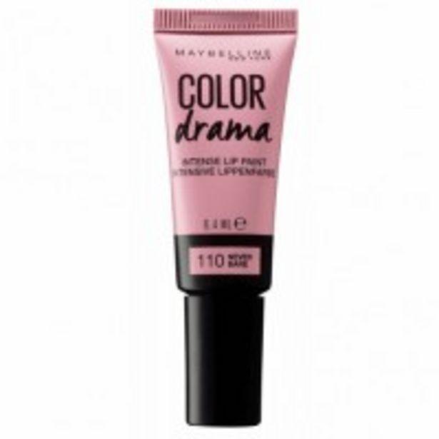 Oferta de Color Drama Lip Paint En Never Bare por 4€