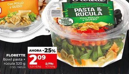 Oferta de Ensaladas preparadas Florette por 2,09€