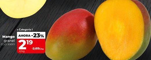 Oferta de Mangos por 2,19€