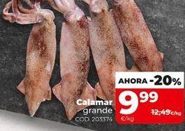 Oferta de Calamares por 9,99€