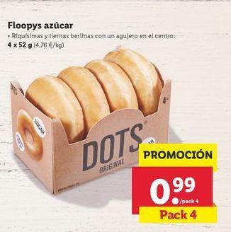 Oferta de Floopys azúcar por 0,99€