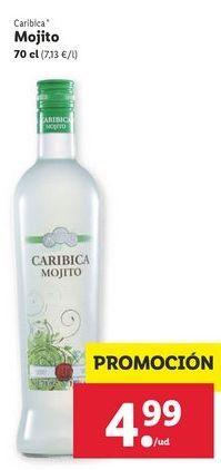 Oferta de Mojito CARIBICA por 4,99€