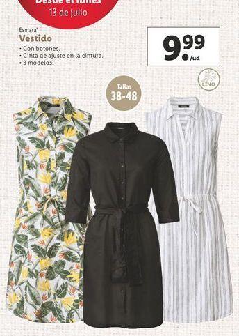 Oferta de Vestido Esmara por 9,99€