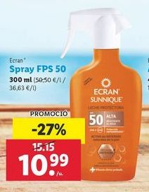 Oferta de Spray FPS 50 Ecran por 10,99€