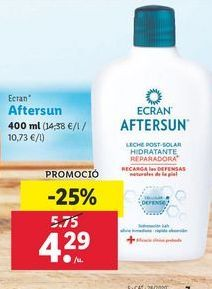 Oferta de Aftersun Ecran por 4,29€