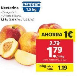 Oferta de Nectarina por 1,79€