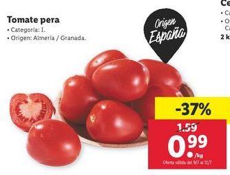 Oferta de Tomate pera por 0,99€