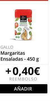Oferta de Margaritas Gallo por