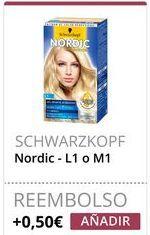 Oferta de Tinte de pelo Schwarzkopf por