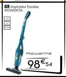 Oferta de Aspirador escoba Rowenta por 98,54€