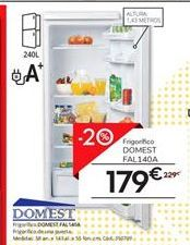 Oferta de Frigoríficos Domest por 179€