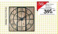 Oferta de Relojes por 39,99€