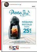 Oferta de Cafetera de cápsulas por 25€