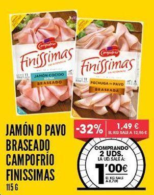 Oferta de Loncheados Finissimas por 1€