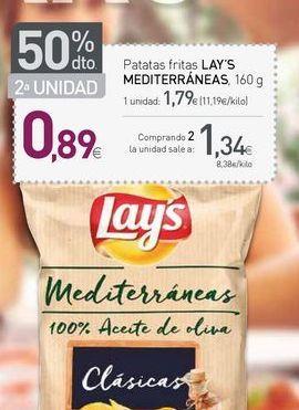 Oferta de Patatas fritas Lay's por 1,79€