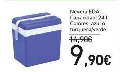 Oferta de Nevera EDA por 9,9€