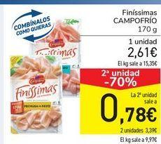 Oferta de Fisíssimas CAMPOFRÍO por 2,61€