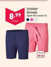 Oferta de Bermudas up2fashion por 8,99€