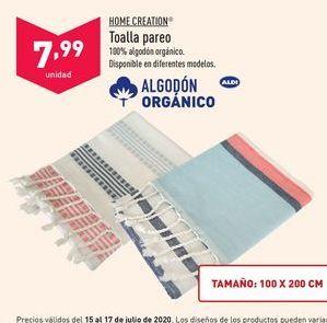 Oferta de Toallas por 7,99€
