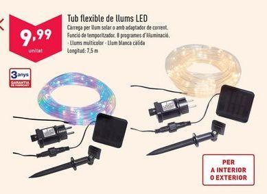 Oferta de Tubo led por 9,99€