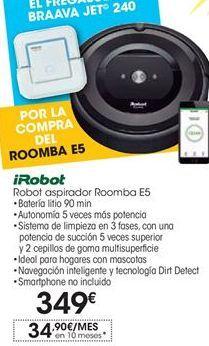 Oferta de Robot de cocina Irobot por 349€
