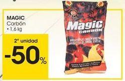 Oferta de Carbón Magic por