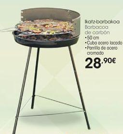Oferta de Barbacoas por 28,9€