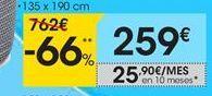 Oferta de Colchones Pikolin por 259€