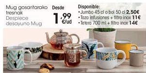 Oferta de Mug por 1,99€
