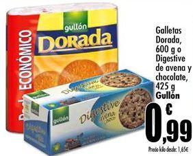Oferta de Galletas Gullón por 0,99€