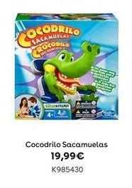 Oferta de Cocodrilo Sacamuelas por 19,99€