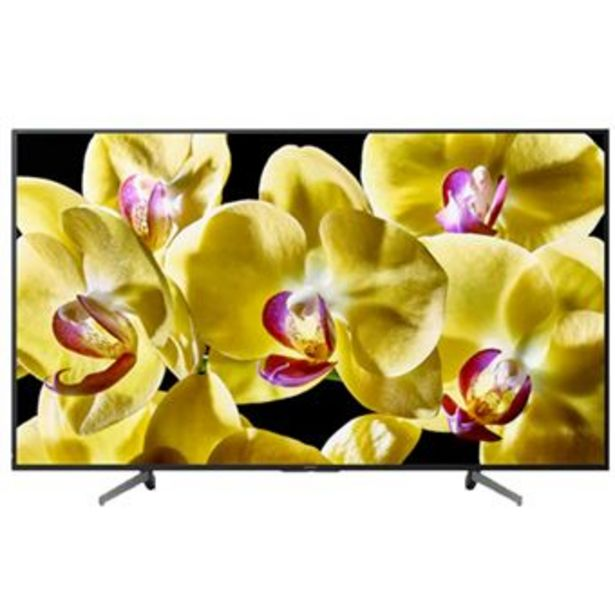 Oferta de TV LED 55'' Sony KD-55XG8096 4K UHD HDR Android por 648,9€