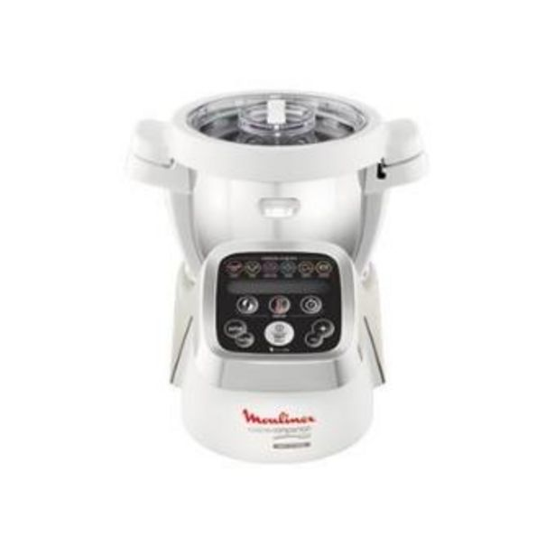 Oferta de Robot de cocina Moulinex Cuisine Companion por 479,9€