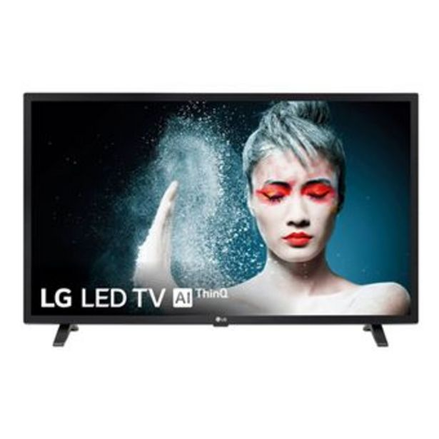 Oferta de TV LED 32'' LG 32LM630B IA HD Ready Smart TV por 231,92€