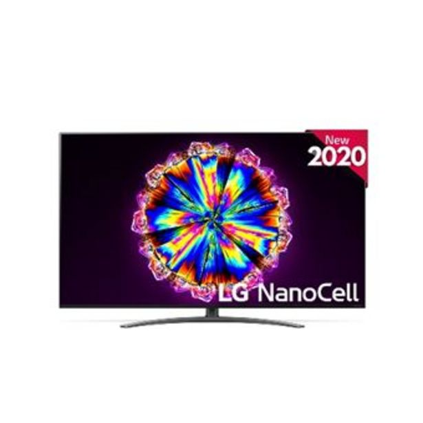 Oferta de TV LED 65'' LG Nanocell 65NANO916 IA 4K UHD HDR Smart TV Full Array por 1529,92€