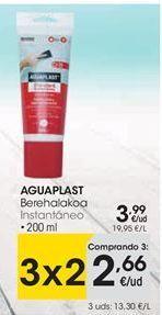 Oferta de Aguaplast por 3,99€