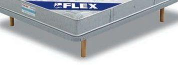 Oferta de Tapiflex Flex best sleep 90x190 cm por 136€