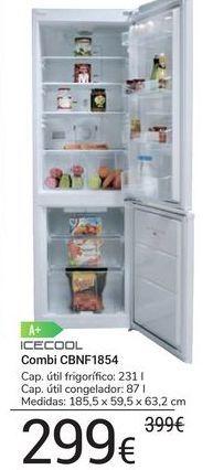Oferta de Combi CBNF1854 icecool por