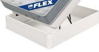 Oferta de Arcón madera Flex 90x190 cm por 407€